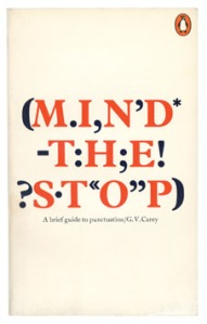 mind the stop