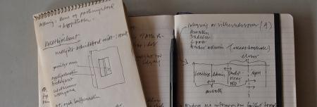 notatbok moleskine