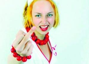 R.I.P: Annie Dahr Nygaard hadde 348 venner på Facebook, og 212 bilder av seg selv. Dette er det siste. Foto: Scott Maurstad