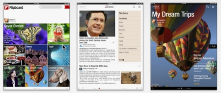 flipboard pages