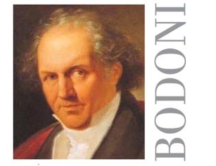 bodoni portrait