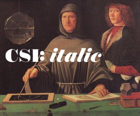 csi-italic