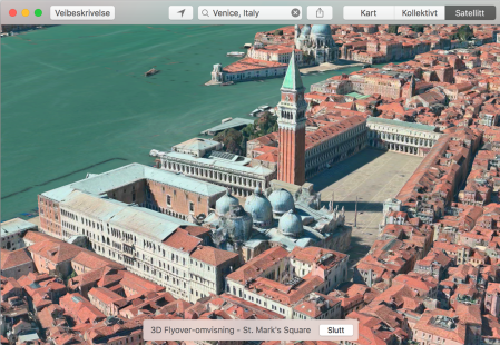 venezia flyover